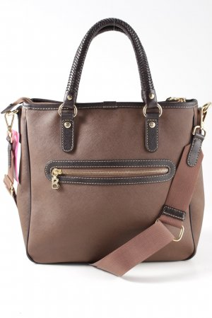 Bogner Sac Baril brun style d'affaires