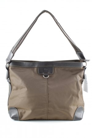 Bogner Carry Bag brown-dark brown casual look