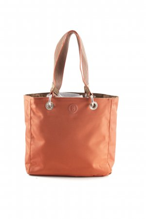 Bogner Carry Bag dark orange-light brown casual look