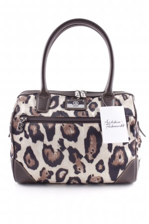 Bogner Carry Bag leopard pattern street-fashion look