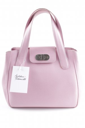 Bogner Carry Bag pink embossed logo