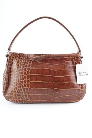 Bogner Carry Bag russet animal pattern Boho look