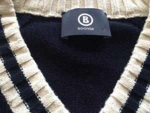 Bogner Herbstpullover Baumwollstrick
