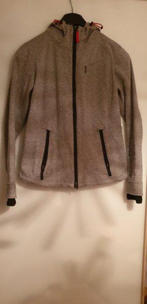 Bogner Fire + Ice Oversized Jacket grey