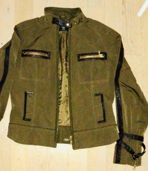 BOGNER Jacke Militär grün Gr. 36