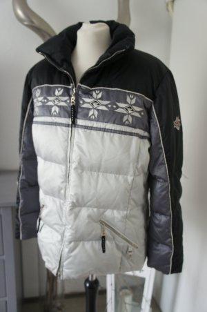 Bogner Down Jacket silver-colored
