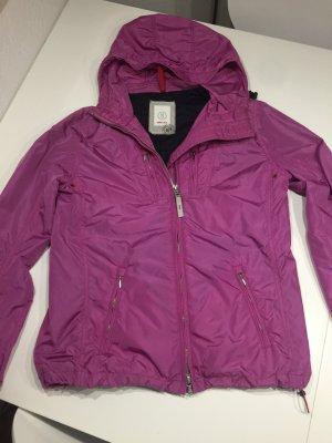 Bogner Jacke violett mit vielen Taschen Größe S
