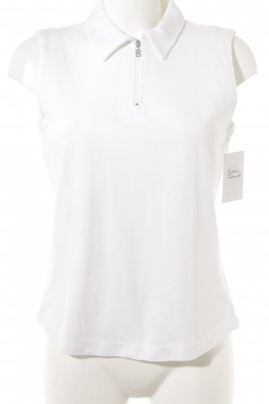 Bogner Jeans Basic Top white casual look