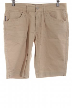 Bogner Jeans High-Waist-Shorts nude casual look