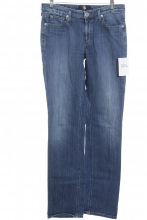 Bogner Jeans Low Rise Jeans steel blue casual look