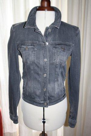Bogner Jeans Giacca denim blu-grigio Cotone