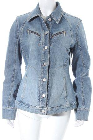 Bogner Jeans Jeansjacke blassblau Jeans-Optik