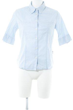 Bogner Jeans Kurzarmhemd himmelblau Casual-Look