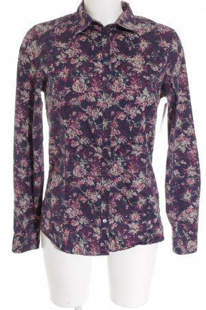 Bogner Jeans Long Sleeve Shirt floral pattern classic style