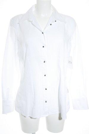 Bogner Jeans Long Sleeve Shirt white business style