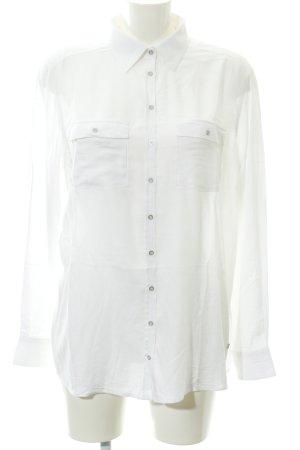 Bogner Jeans Shirt met lange mouwen wit zakelijke stijl
