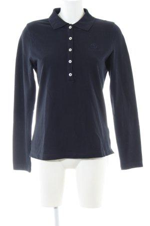 Bogner Jeans Longsleeve blau Casual-Look