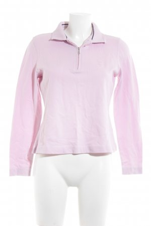 Bogner Jeans Polo-Shirt rosa Casual-Look