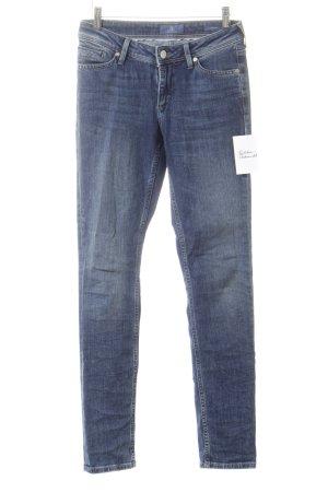 Bogner Jeans Skinny Jeans graublau schlichter Stil