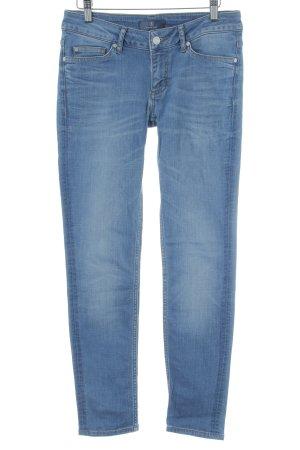 Bogner Jeans Slim Jeans kornblumenblau Casual-Look