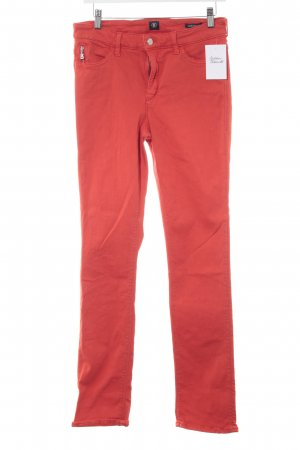 Bogner Jeans Slim Jeans rot Casual-Look