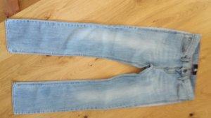 Bogner Jeans, stone washed hellblau, Gr. 34
