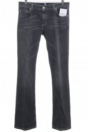 Bogner Jeans Straight Leg Jeans anthracite simple style