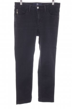 Bogner Jeans Jeans a gamba dritta blu scuro stile casual