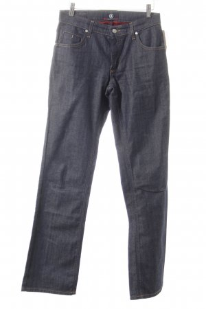 Bogner Jeans Straight Leg Jeans steel blue casual look