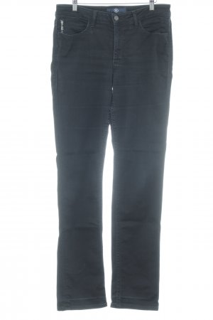 Bogner Jeans Stretch Jeans schwarz Casual-Look