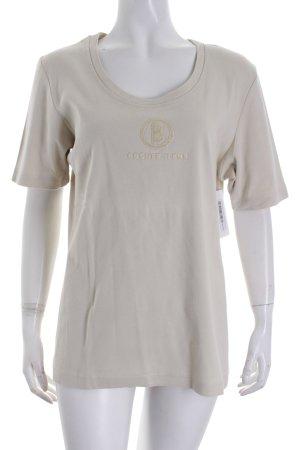 Bogner Jeans T-Shirt beige Casual-Look