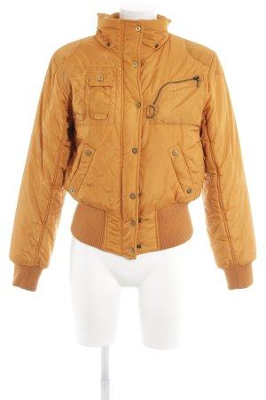 Bogner Jeans Übergangsjacke hellorange Casual-Look