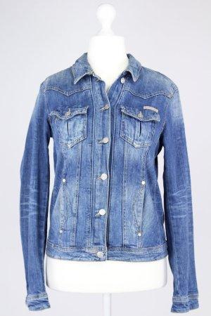 Bogner Jeansjacke blau Größe 40 1712070020497