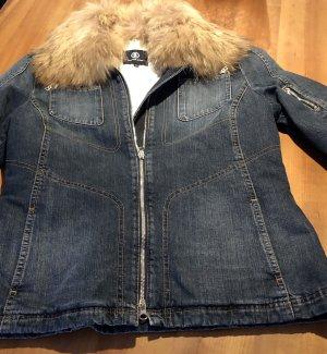 Bogner Denim Jacket slate-gray