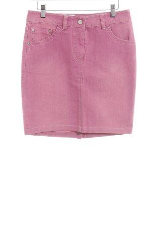 Bogner Jeansrock pink Casual-Look