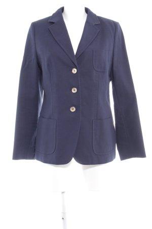 Bogner Jerseyblazer dunkelblau Business-Look