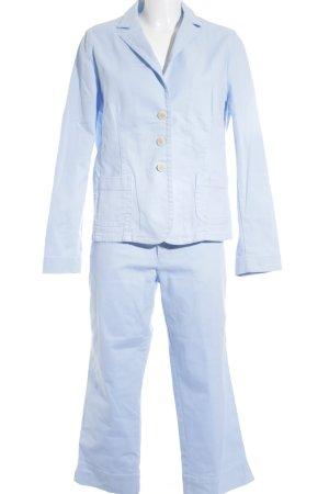 Bogner Kostüm himmelblau Jeans-Optik