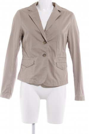 Bogner Kurz-Blazer beige Business-Look