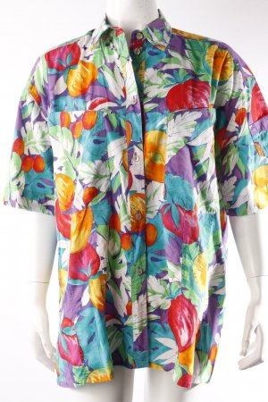 Bogner Short Sleeve Shirt Multicolour Pattern