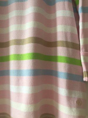 Bogner Lang shirt lichtroze-wit