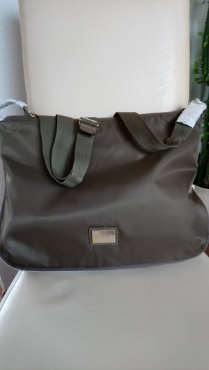 Bogner Laptop bag olive green-khaki