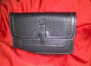 Bogner Leather Melisa Clutch/ Portemonnaies Geldbörse schwarz