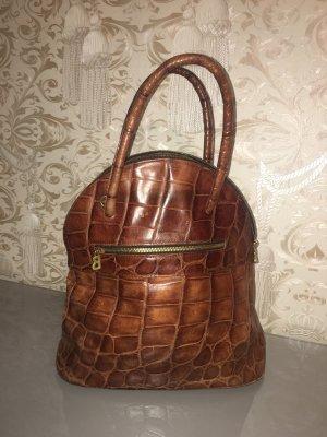 Bogner Carry Bag brown-cognac-coloured