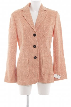 Bogner Long-Blazer hellorange meliert Business-Look
