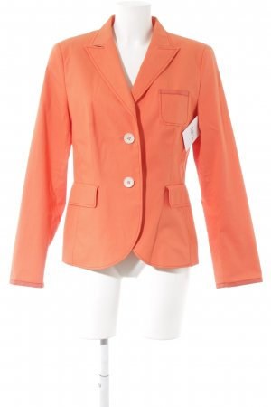 Bogner Long-Blazer dunkelorange Business-Look