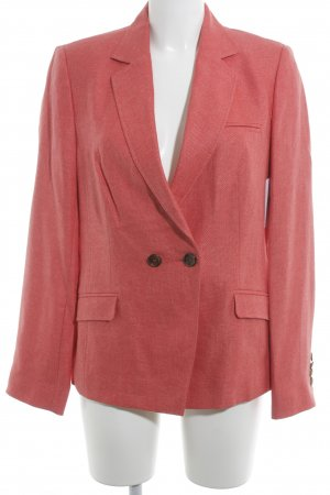 Bogner Long-Blazer hellrot Business-Look
