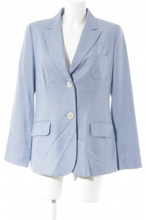 Bogner Long-Blazer himmelblau Business-Look