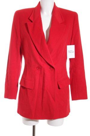 Bogner Long-Blazer rot klassischer Stil