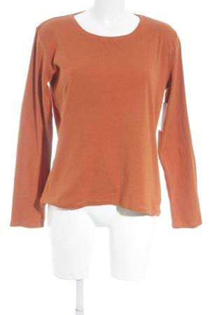 Bogner Longsleeve orange Casual-Look