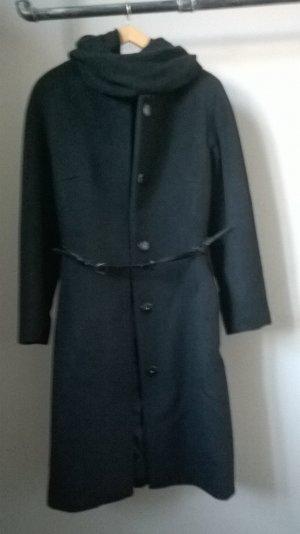 Bogner Manteau en laine noir